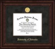 Nebraska Cornhuskers Executive Diploma Frame