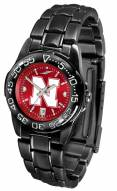 Nebraska Cornhuskers Fantom Sport AnoChrome Women's Watch