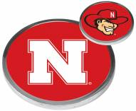 Nebraska Cornhuskers Flip Coin