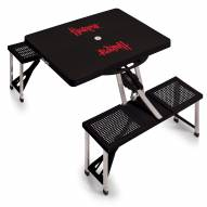 Nebraska Cornhuskers Folding Picnic Table