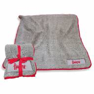 Nebraska Cornhuskers Frosty Fleece Blanket