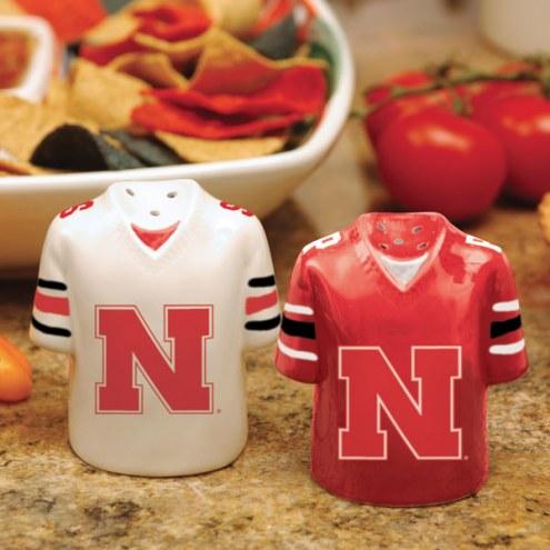 Nebraska Cornhuskers Gameday Salt and Pepper Shakers