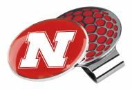 Nebraska Cornhuskers Golf Clip