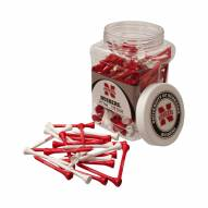 Nebraska Cornhuskers 175 Golf Tee Jar