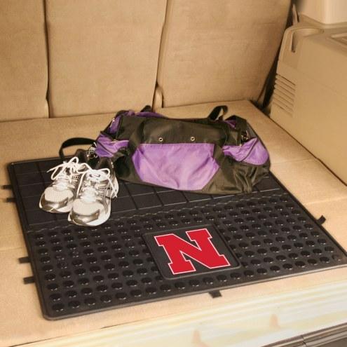 Nebraska Cornhuskers Heavy Duty Vinyl Cargo Mat
