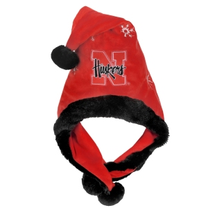 Nebraska Cornhuskers Holiday Dangle Hat