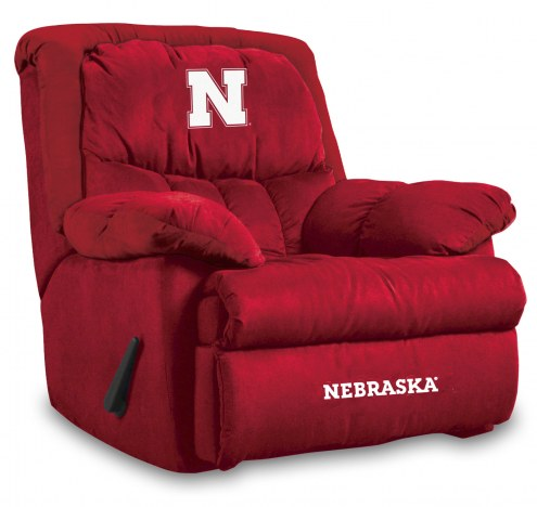 Nebraska Cornhuskers Home Team Recliner