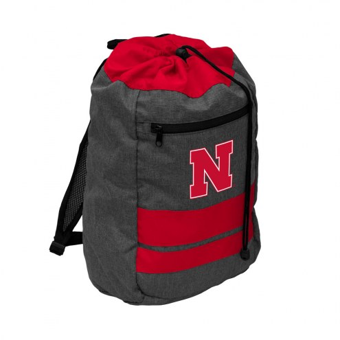 Nebraska Cornhuskers Journey Backsack