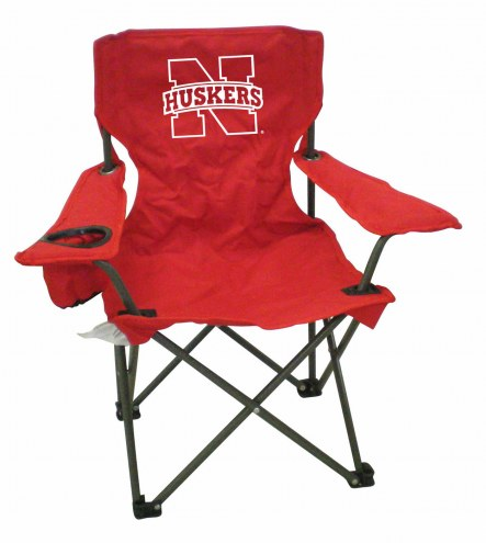Nebraska Cornhuskers Kids Tailgating Chair