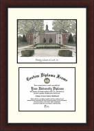 Nebraska Cornhuskers Legacy Scholar Diploma Frame