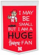 Nebraska Cornhuskers Lil Fan Traditions Banner