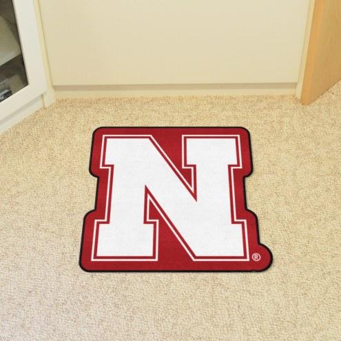 Nebraska Cornhuskers Mascot Mat