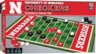 Nebraska Cornhuskers Checkers
