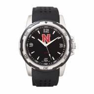 Nebraska Cornhuskers Men's Stealth Watch
