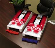 Nebraska Cornhuskers Mini Cornhole Set