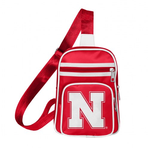 Nebraska Cornhuskers Mini Cross Sling Bag