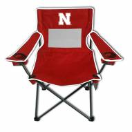 Nebraska Cornhuskers Monster Mesh Tailgate Chair