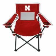 Nebraska Cornhuskers Monster Mesh Tailgate Chair