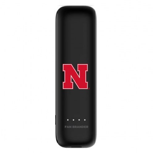 Nebraska Cornhuskers mophie Power Boost Mini Portable Battery