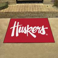 Nebraska Cornhuskers NCAA All-Star Mat
