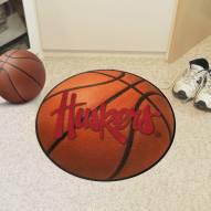 Nebraska Cornhuskers NCAA Basketball Mat