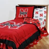 Nebraska Cornhuskers Bed in a Bag