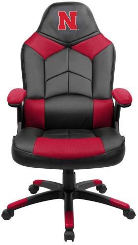 Nebraska Cornhuskers Oversized Gaming Chair
