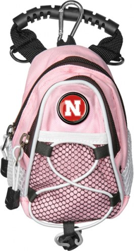Nebraska Cornhuskers Pink Mini Day Pack