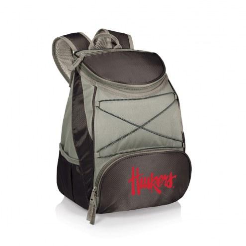 Nebraska Cornhuskers PTX Backpack Cooler