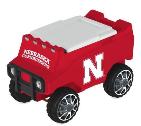 Nebraska Cornhuskers Remote Control Rover Cooler