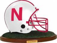 Nebraska Cornhuskers Collectible Football Helmet Figurine