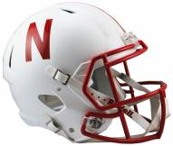 Nebraska Cornhuskers Riddell Speed Collectible Football Helmet