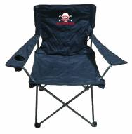 Nebraska Cornhuskers Rivalry Blackshirts Folding Chair