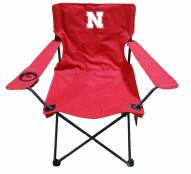 Nebraska Cornhuskers Rivalry Folding Chair