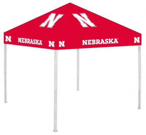 Nebraska Cornhuskers NCAA 9' x 9' Tailgating Canopy