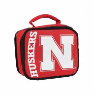 Nebraska Cornhuskers Sacked Lunch Box