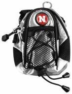 Nebraska Cornhuskers Silver Mini Day Pack