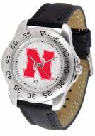 Nebraska Cornhuskers Sport Men's Watch