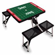 Nebraska Cornhuskers Sports Folding Picnic Table