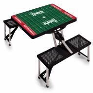 Nebraska Cornhuskers Sports Folding Picnic Table