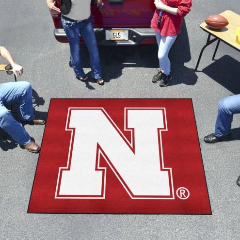 Nebraska Cornhuskers Tailgate Mat