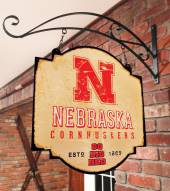 Nebraska Cornhuskers Tavern Sign
