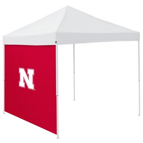 Nebraska Cornhuskers Tent Side Panel