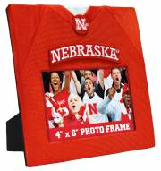 Nebraska Cornhuskers Uniformed Photo Frame
