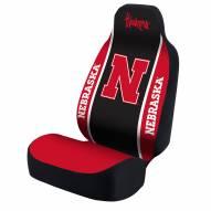 Nebraska Cornhuskers Universal Bucket Car Seat Cover