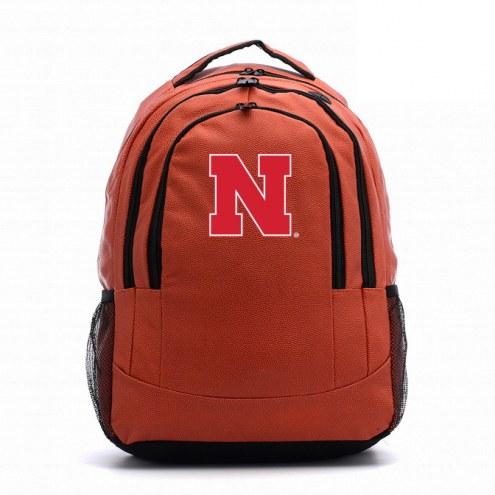 Nebraska Cornhuskers Basketball Backpack