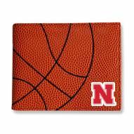 Nebraska Cornhuskers Basketball Men's Wallet