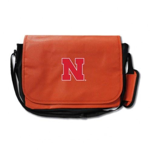 Nebraska Cornhuskers Basketball Messenger Bag