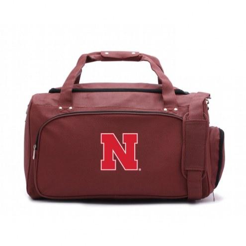 Nebraska Cornhuskers Football Duffel Bag