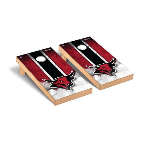 Nebraska Omaha Mavericks Mini Cornhole Set